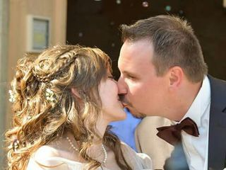 Le mariage de Lauriane  et Julien 1