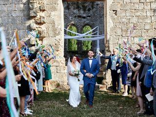Le mariage de Laurence et Guillaume