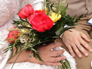 Le mariage de Sarah et Alexis 1
