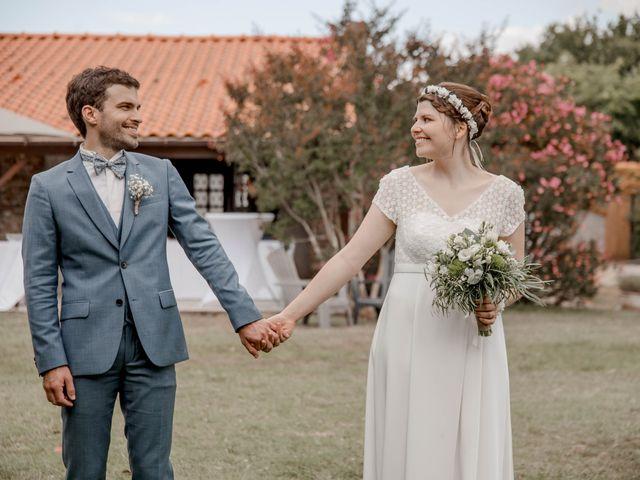 Le mariage de Runa et Clément