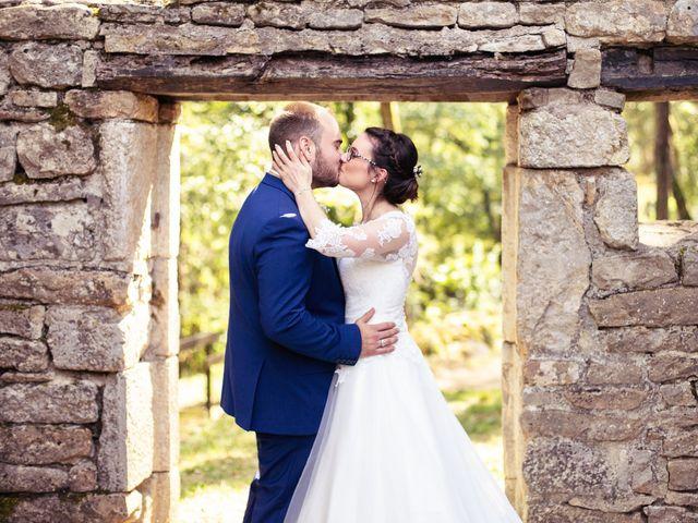 Le mariage de Maxime et Carole à Saône, Doubs 1