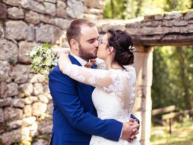 Le mariage de Maxime et Carole à Saône, Doubs 3