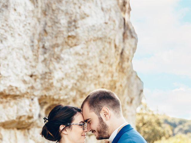 Le mariage de Maxime et Carole à Saône, Doubs 7
