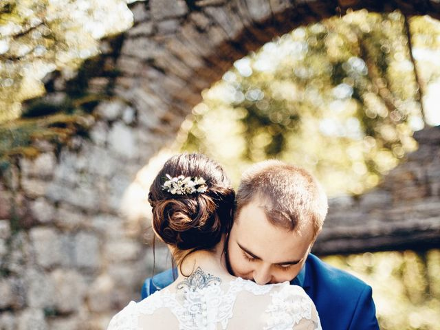 Le mariage de Maxime et Carole à Saône, Doubs 15