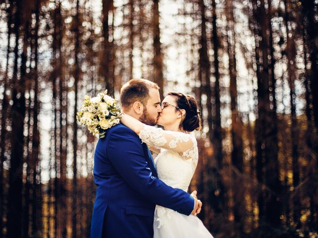 Le mariage de Carole et Maxime