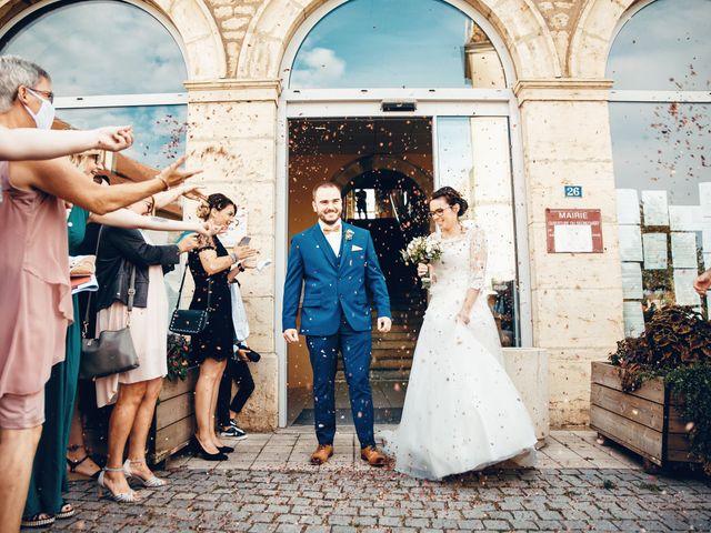 Le mariage de Maxime et Carole à Saône, Doubs 23