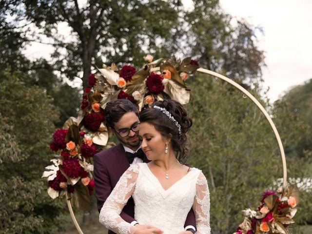 Le mariage de Cassandra et Alexandre à Bonnelles, Yvelines 3