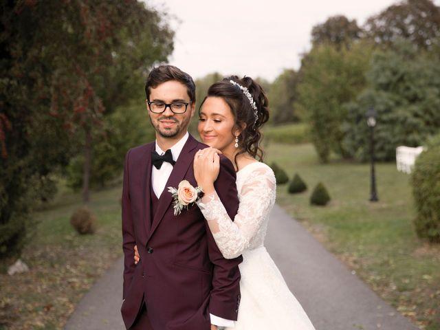 Le mariage de Cassandra et Alexandre à Bonnelles, Yvelines 1