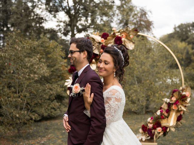 Le mariage de Cassandra et Alexandre à Bonnelles, Yvelines 4