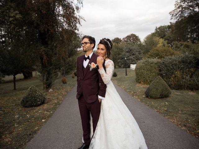 Le mariage de Cassandra et Alexandre à Bonnelles, Yvelines 7