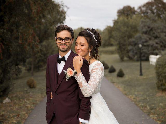 Le mariage de Cassandra et Alexandre à Bonnelles, Yvelines 8
