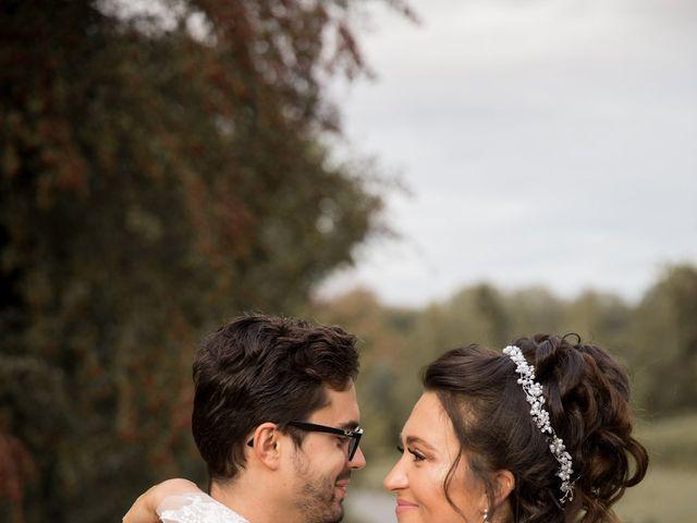 Le mariage de Cassandra et Alexandre à Bonnelles, Yvelines 9