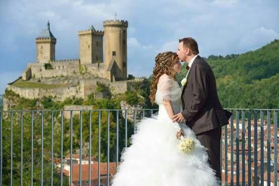 Le mariage de Julien et Lauriane  à Foix, Ariège 4