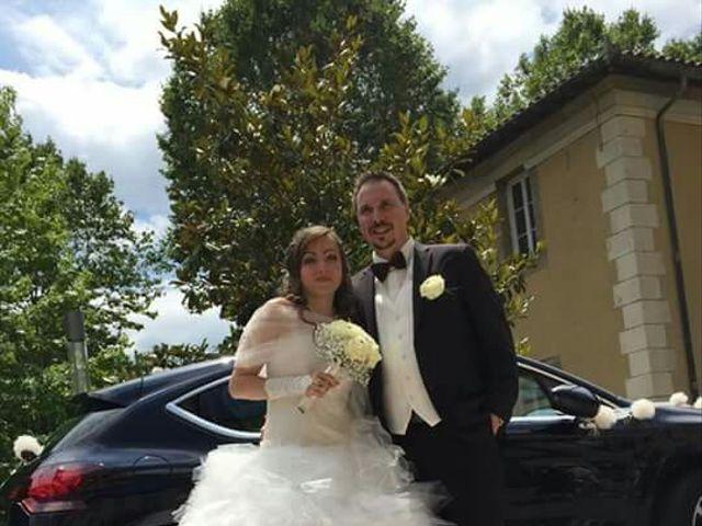 Le mariage de Julien et Lauriane  à Foix, Ariège 7