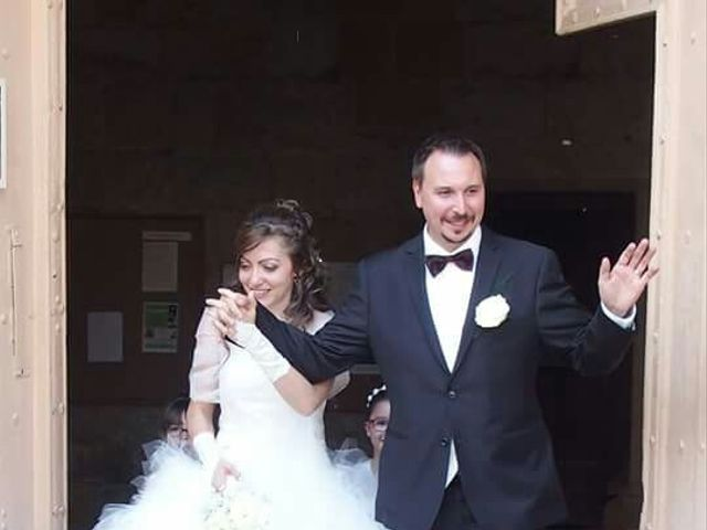 Le mariage de Julien et Lauriane  à Foix, Ariège 8