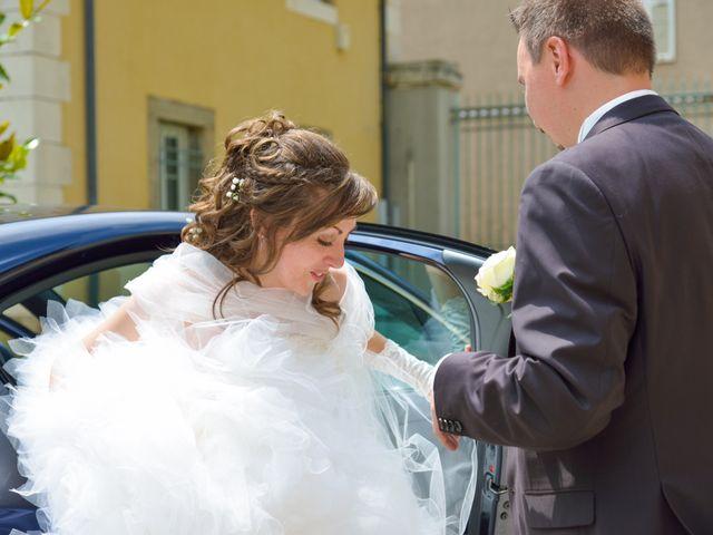 Le mariage de Julien et Lauriane  à Foix, Ariège 9