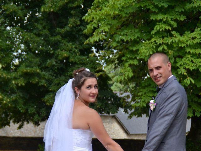 Le mariage de Isaüra et Allan à Sainte-Suzanne, Mayenne 14