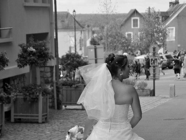 Le mariage de Isaüra et Allan à Sainte-Suzanne, Mayenne 17