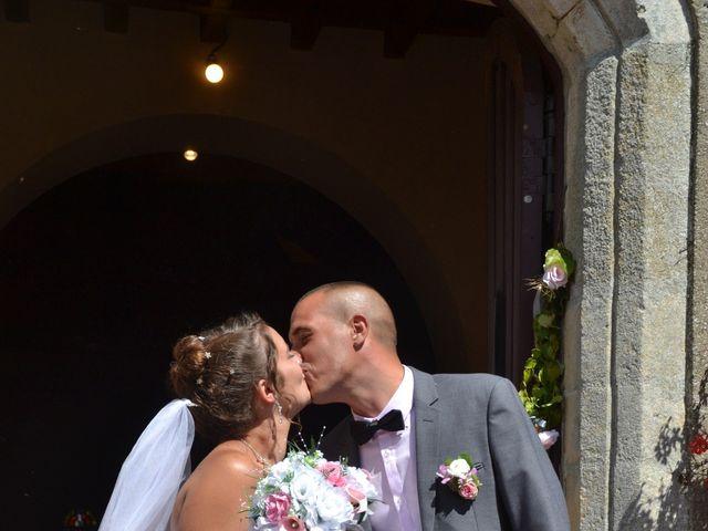 Le mariage de Isaüra et Allan à Sainte-Suzanne, Mayenne 31
