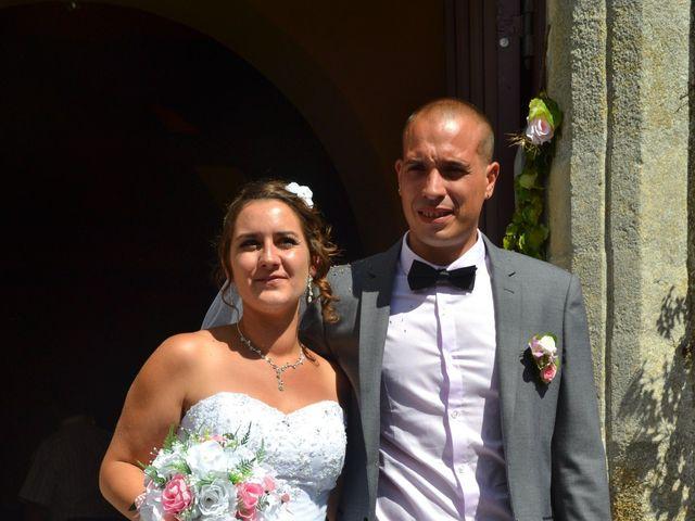 Le mariage de Allan et Isaüra