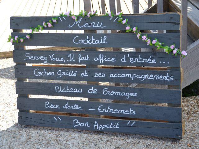 Le mariage de Isaüra et Allan à Sainte-Suzanne, Mayenne 34