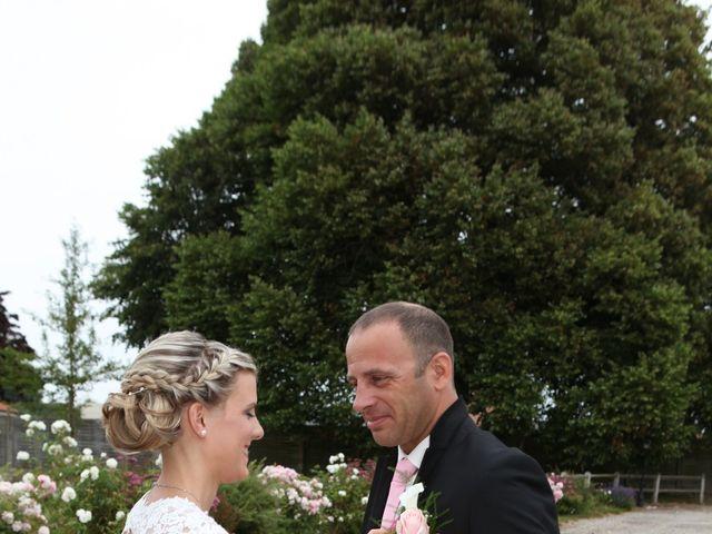 Le mariage de Djamal et Laurette à Eu, Seine-Maritime 25
