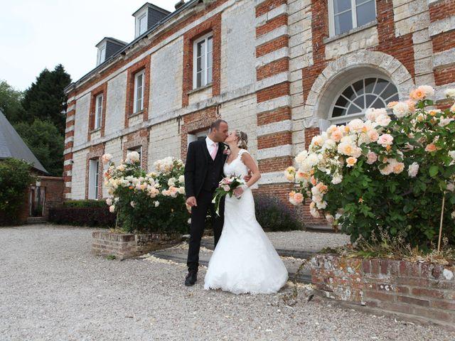 Le mariage de Djamal et Laurette à Eu, Seine-Maritime 27