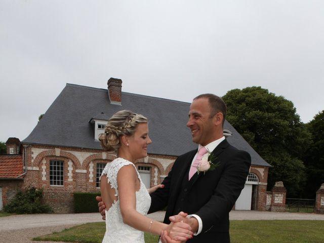 Le mariage de Djamal et Laurette à Eu, Seine-Maritime 35
