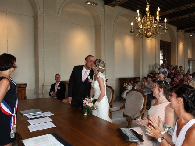 Le mariage de Djamal et Laurette à Eu, Seine-Maritime 37