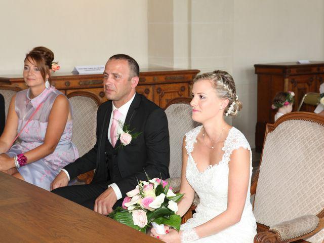 Le mariage de Djamal et Laurette à Eu, Seine-Maritime 38