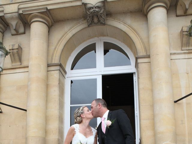 Le mariage de Djamal et Laurette à Eu, Seine-Maritime 40