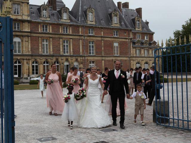 Le mariage de Djamal et Laurette à Eu, Seine-Maritime 41