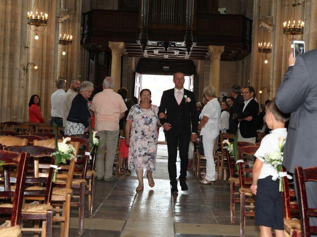 Le mariage de Djamal et Laurette à Eu, Seine-Maritime 43