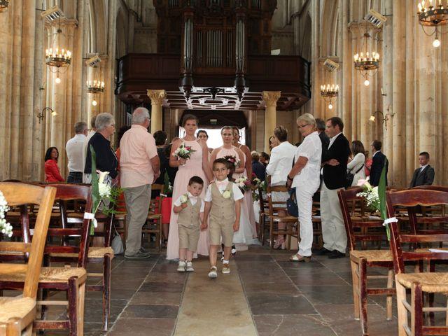 Le mariage de Djamal et Laurette à Eu, Seine-Maritime 46