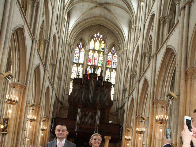 Le mariage de Djamal et Laurette à Eu, Seine-Maritime 47