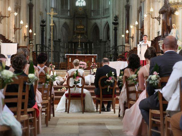 Le mariage de Djamal et Laurette à Eu, Seine-Maritime 50