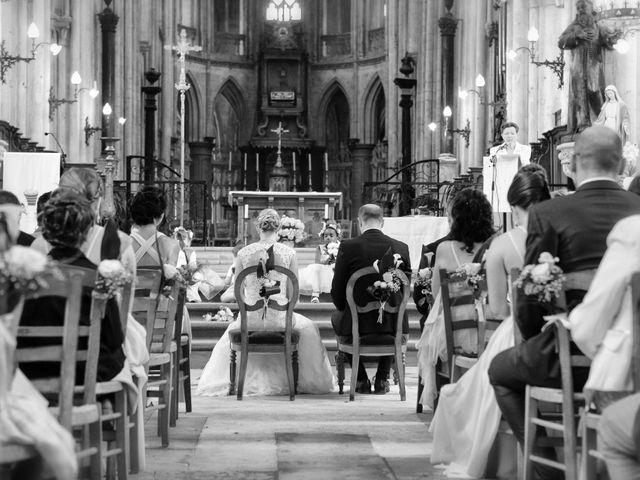 Le mariage de Djamal et Laurette à Eu, Seine-Maritime 1