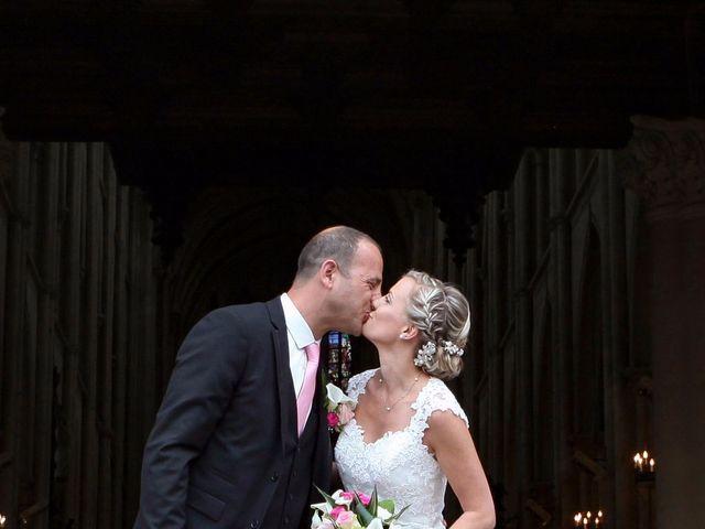 Le mariage de Djamal et Laurette à Eu, Seine-Maritime 53
