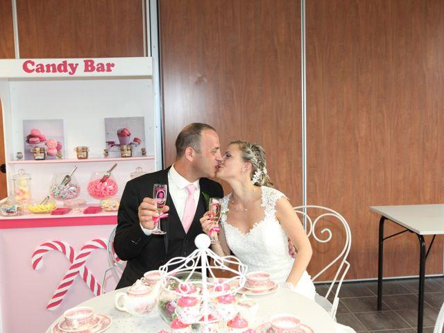 Le mariage de Djamal et Laurette à Eu, Seine-Maritime 73