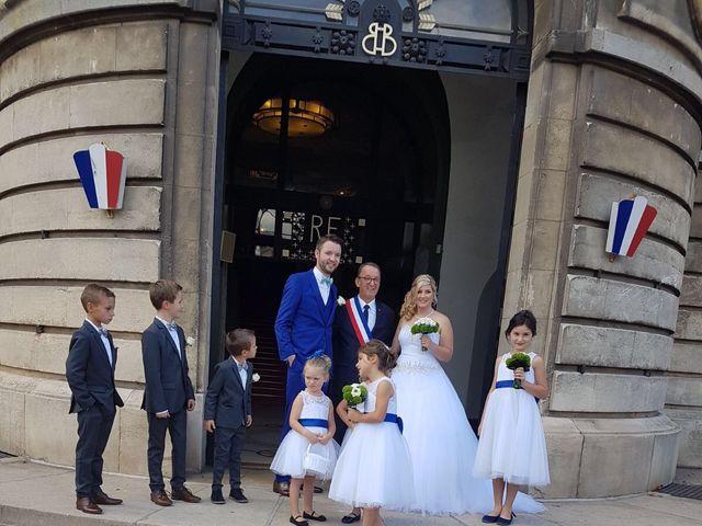 Le mariage de Benjamin  et Aurelie  à Auchel, Pas-de-Calais 20