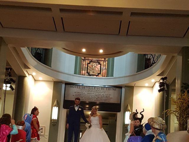 Le mariage de Benjamin  et Aurelie  à Auchel, Pas-de-Calais 25