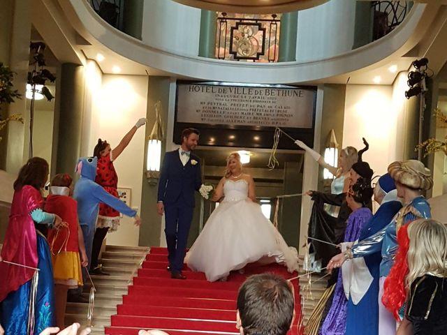 Le mariage de Benjamin  et Aurelie  à Auchel, Pas-de-Calais 26