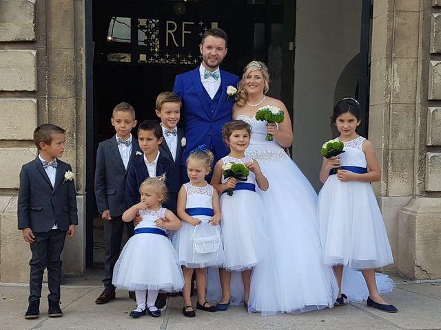 Le mariage de Benjamin  et Aurelie  à Auchel, Pas-de-Calais 34