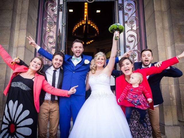 Le mariage de Benjamin  et Aurelie  à Auchel, Pas-de-Calais 1