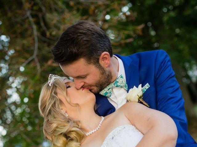Le mariage de Benjamin  et Aurelie  à Auchel, Pas-de-Calais 46