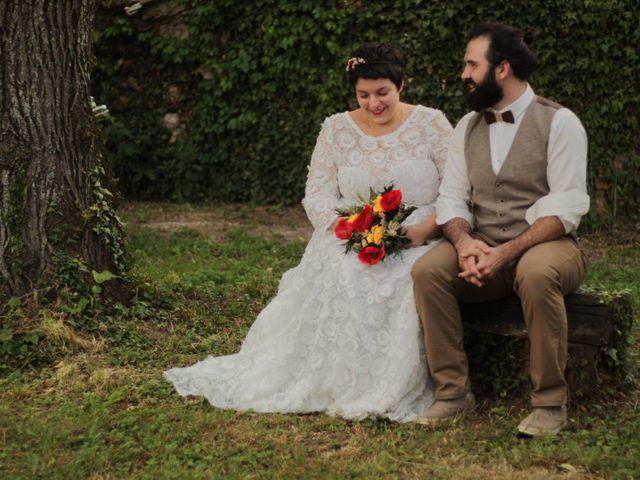 Le mariage de Sarah et Alexis