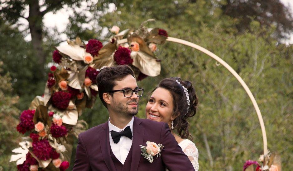Le mariage de Cassandra et Alexandre à Bonnelles, Yvelines