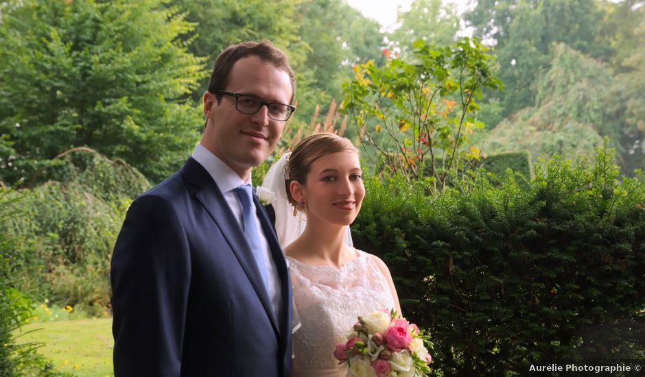 Le mariage de Thibault et Aurélie à Saint-Quentin, Aisne
