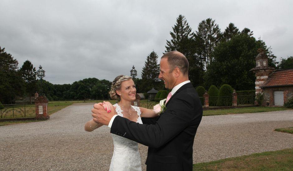 Le mariage de Djamal et Laurette à Eu, Seine-Maritime