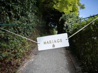 Le mariage de Laure et Johan 1